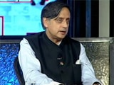 "Video : ""Can't Betray Satya, Ahimsa And Call Yourself A Hindu"": Shashi Tharoor On Mob Lynchers"