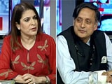 Video: The NDTV Dialogues With Shashi Tharoor