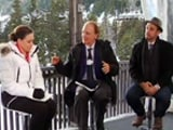 Video : Best Of World Economic Forum At Davos: Part 2