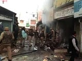 Video : 49 Arrested In UP Town After Violence Over A Death, Internet Shut Down