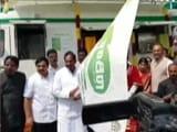 Video : बेंगलुरु में इंदिरा कैंटीन ऑन व्हील्स की शुरुआत, सीएम सिद्धारमैया ने किया उद्घाटन