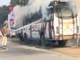 Video : यूपी के कासगंज में फिर भड़की हिंसा, उपद्रवियों ने दो दुकानों में लगाई आग