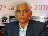 Video : One Month On, Former CAG Vinod Rai Won't Say A Word On 2G Verdict