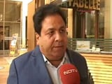 Video : IPL Auction 2018: Rajiv Shukla Expresses Satisfaction With The Auction