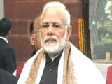 "Video : PM's Push For Triple <i>Talaq</i> Ahead Of Budget Session, ""For Muslim Women"""