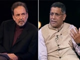 Video : Arvind Subramanian Tells Prannoy Roy Why Economic Survey Sees GDP Surge