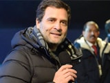 "Video: Rahul Gandhi's Jacket At Rock Concert Fashions BJP's ""Soot-Boot"" Comeback"