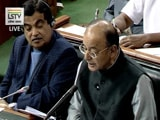 Video : People In <i>Hawai Chappal</i> Can Fly <i>Hawai Jahaaj</i>: What Arun Jaitley Meant