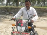 Video : Meet Bike-Ambulance Dada, Karimul Haque, Who Has Saved Over 4000 Lives