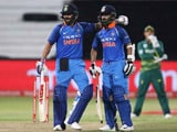 Video: India Win 1st ODI, Look Good To Clinch First One-Day Series In South Africa