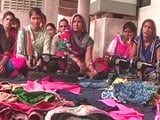Video: Rural Women Entrepreneurs Collaborate With Professional Fashion Designers