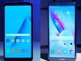 Video: Review Of Samsung Galaxy A8+ & Honor 9 Lite: The New King Of Budget Phones