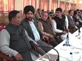 Video : Jammu And Kashmir Panchayat Elections Put Off Despite BJP's Insistence