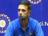 Video: Happy For Boys As They Get To Wear World Cup Winner's Medal: Rahul Dravid