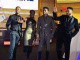 Video: All The Action From The Premiere Of <i>Black Panther</i> In Seoul