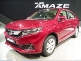 Video : Auto Expo 2018: Next Generation Honda Amaze Unveiled