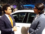 Video : Auto Expo 2018: In Conversation With Sachin Tendulkar