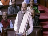Video : PM Modi's <i>Ramayan</i> Joke On Renuka Chowdhury's Laughter Has Rajya Sabha LOL