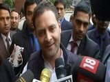 "Video : ""Something Fishy About Rafale Deal"": Rahul Gandhi"