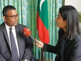 "Video : India Was Offered First Visit By Envoy, Said Not Now: ""Hurt"" Maldives"