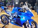 Video: Auto Expo 2018: Emflux One, India's First Electric Superbike Unveiled