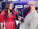 Video: Auto Expo 2018: Sonakshi Sinha Talks About Electric Vehicles