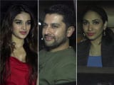 Video: Watch! B-Town Stars At The Special Screening Of Akshay Kumar's <i>PadMan</i>