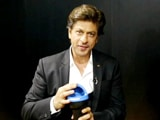 Video: For <i>swachh</i> India, Shah Rukh Khan Appeals Everyone To Keep A Small Bin In Cars