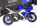 Video: Auto Expo 2018: Yamaha YZF-R3 Launched In India