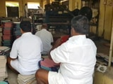 Video : Chennai Jail Inmates Squeeze Some Value Out Of Banned Notes