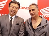 Video : In Conversation with Akshay Kumar about 2 Wheeler Safety