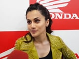 Video: In Conversation with Taapsee Pannu about Electric Vehicles