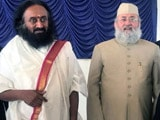 Video : Muslim Law Board Removes Cleric Who Met Sri Sri To Discuss Ayodhya Issue