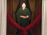 "Video : Tamil Nadu Assembly Gets Jayalalithaa Portrait, DMK Calls It ""Disgrace"""