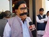 Video : Leaked Call Allegedly Of BJP Men Carping About Vasundhara Raje Is Viral