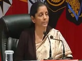 "Video : ""Pak Expanding Arc Of Terror"": Defence Minister On Jammu Attack"
