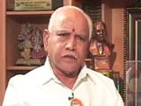 Video : No One Should Make Communal Remarks, Says BS Yeddyurappa