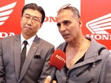 Video: Akshay Kumar Talks About Two-Wheeler Safety