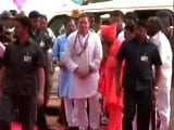Video: Rahul Gandhi Leads Congress Charge Against BJP In Karnataka