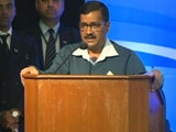 "Video : With Kapil Sibal And Nitin Gadkari, Arvind Kejriwal Hits 3 Of 33 ""Sorrys"""