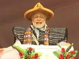 Video : अरुणाचल में ऐसा प्रकाश फैलेगा कि देश देखेगा: पीएम मोदी
