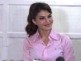 Video : Jacqueline Fernandez On Recreating Madhuri Dixit's <i>Ek Do Teen</i>