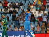 Video : India Crush South Africa In 6th ODI, Clinch Series 5-1