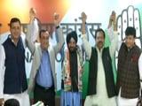 "Video : ""Was Ideological Misfit In BJP"": Arvinder Singh Lovely Returns To Congress"