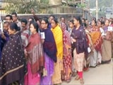Video : Tripura Election Turnout At 78.56% Till 9 pm, Was 91.82% Last Time