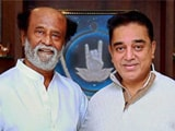 Video : Kamal Haasan Meets Rajinikanth Ahead Of Political Tour, Triggers Fan Frenzy