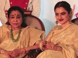 Video : Watch! Asha Bhosle's Speech At Yash Chopra Memorial 2018
