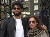 Video : Dimple Kapadia Introduces Her Nephew Karan Kapadia