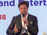 Video : Watch! Shah Rukh Khan Speech At Magnetic Maharashtra