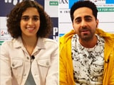 Video: <i>Badhaai Ho</i>, Ayushmann Khurrana and Sanya Malhotra